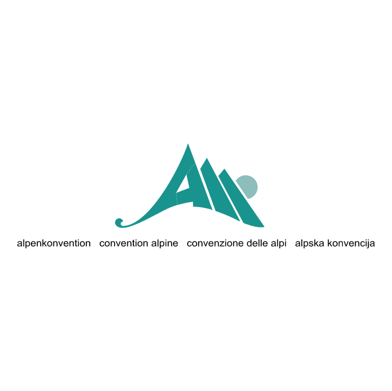 Alpenkonvention 68498 logo