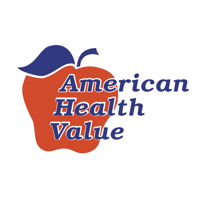 American Health Value vector