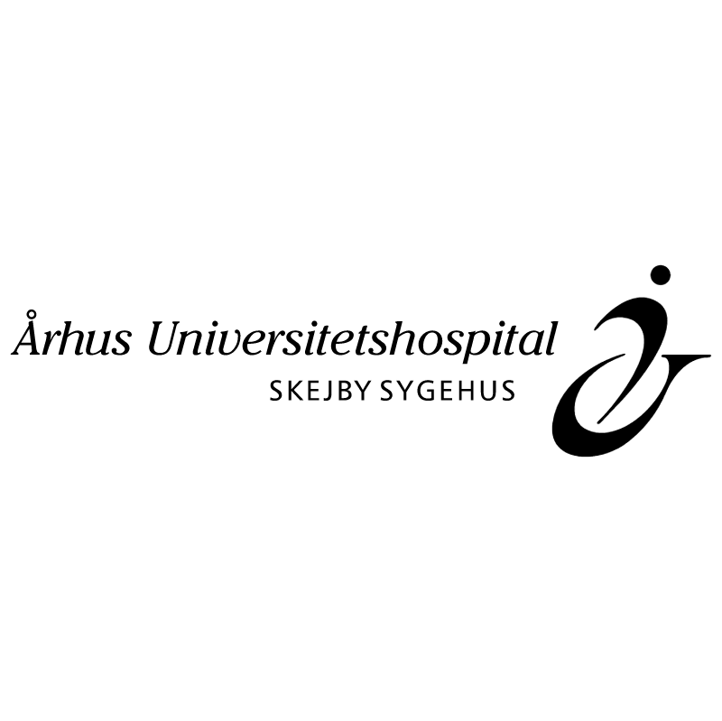 Arhus Universitetshospital vector