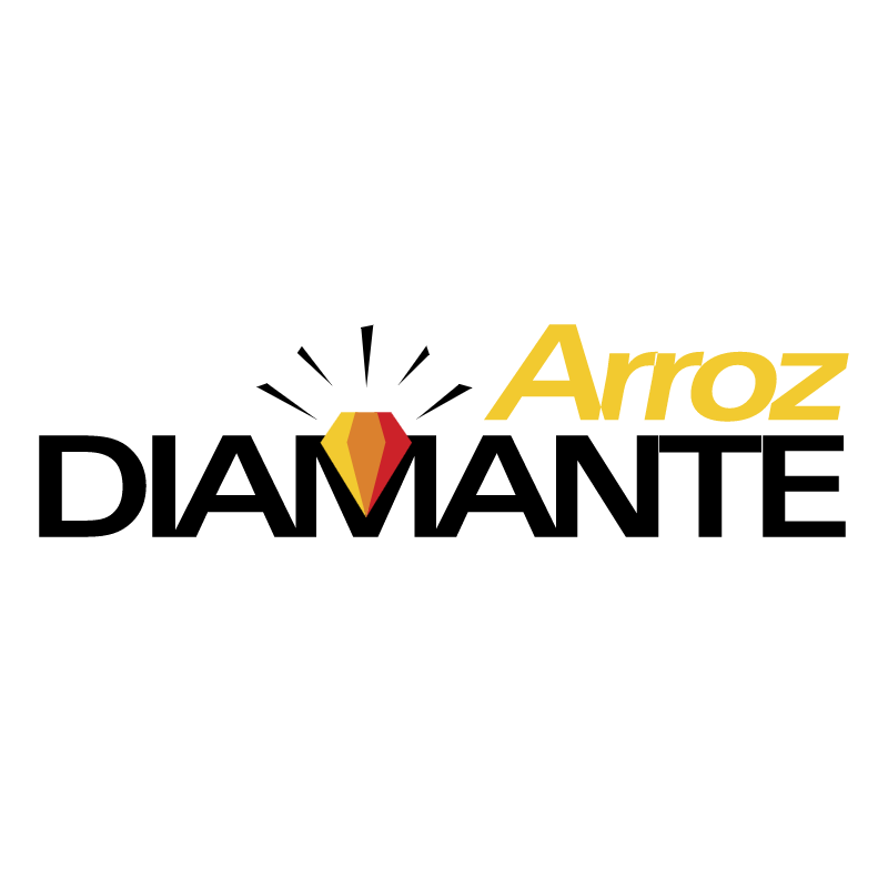 Arroz Diamante vector