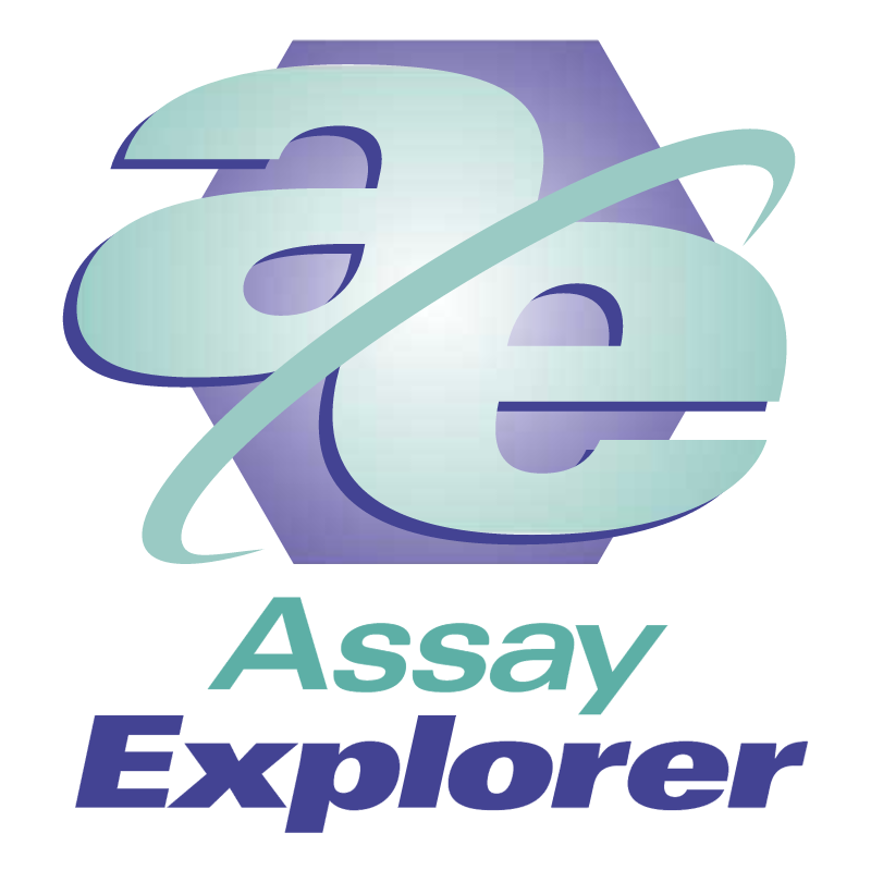 Assay Explorer vector logo