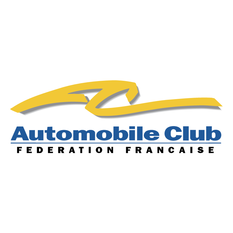 Automobile Club vector logo