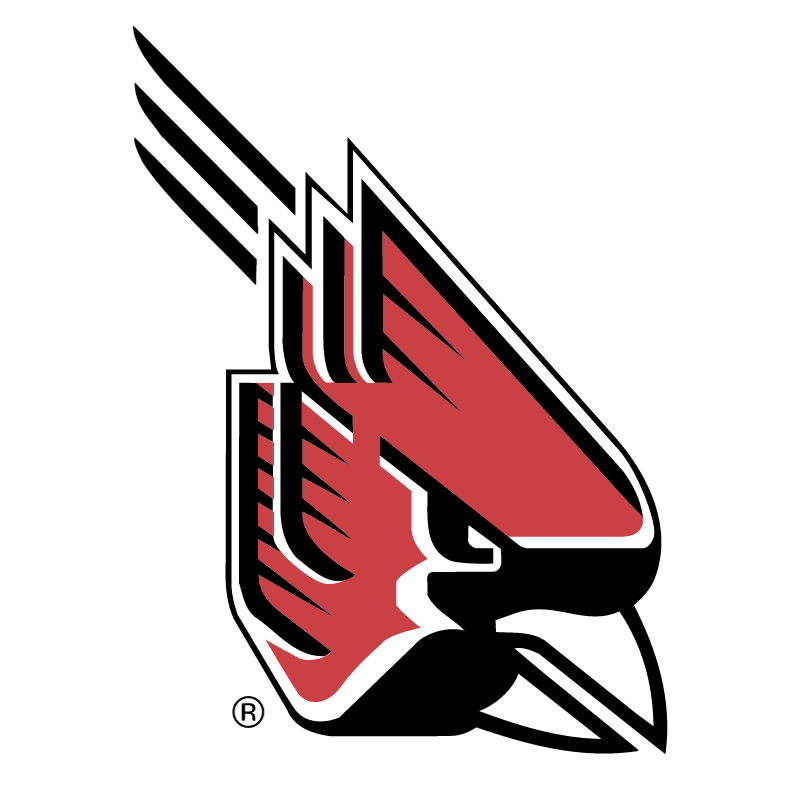 Ball State Cardinals 75991 vector