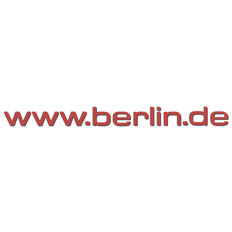 Berlin de vector logo
