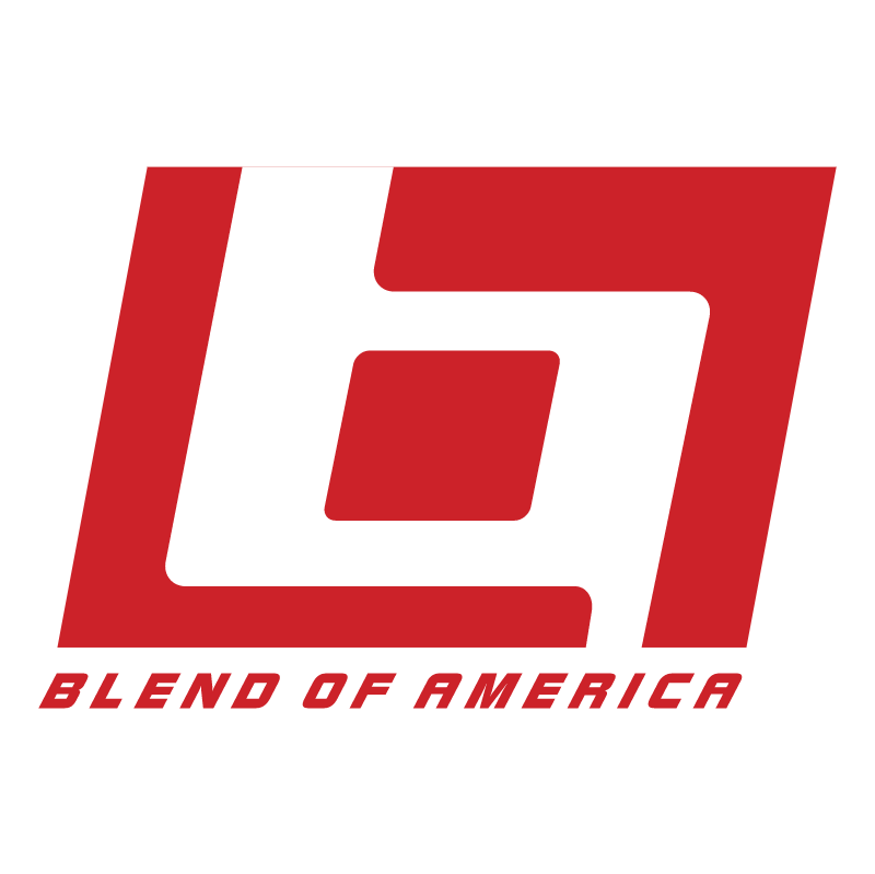 Blend Of America vector logo
