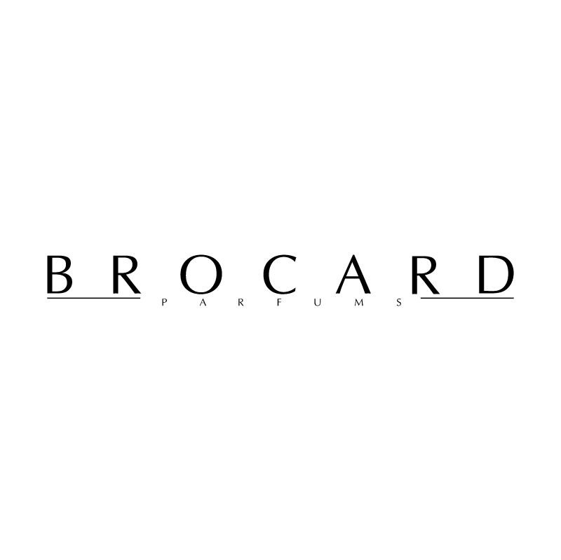 Brocard Parfums vector logo