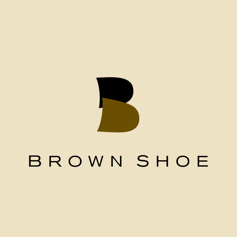 Brown Shoe vector