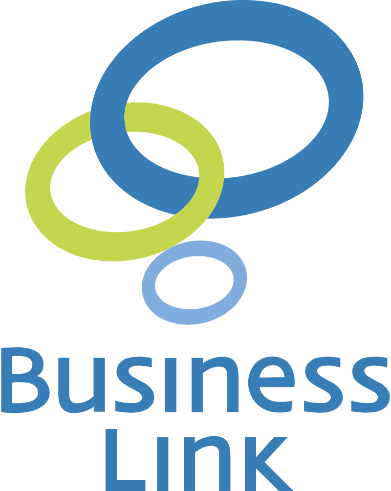 BUSINESS LINK vector logo