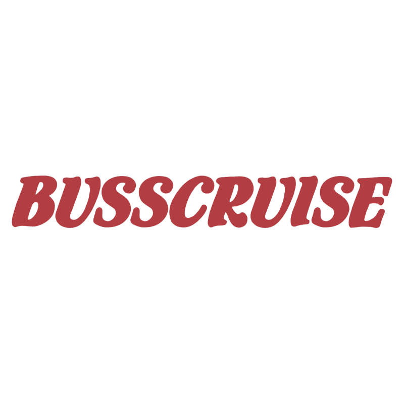 Busscruise 40193 vector logo