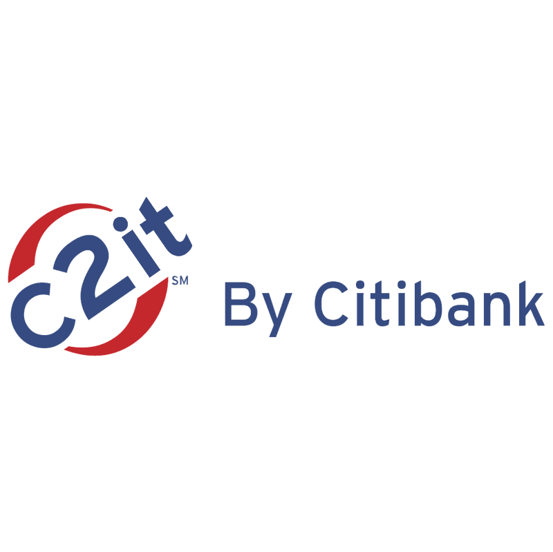 C2it by Citibank vector