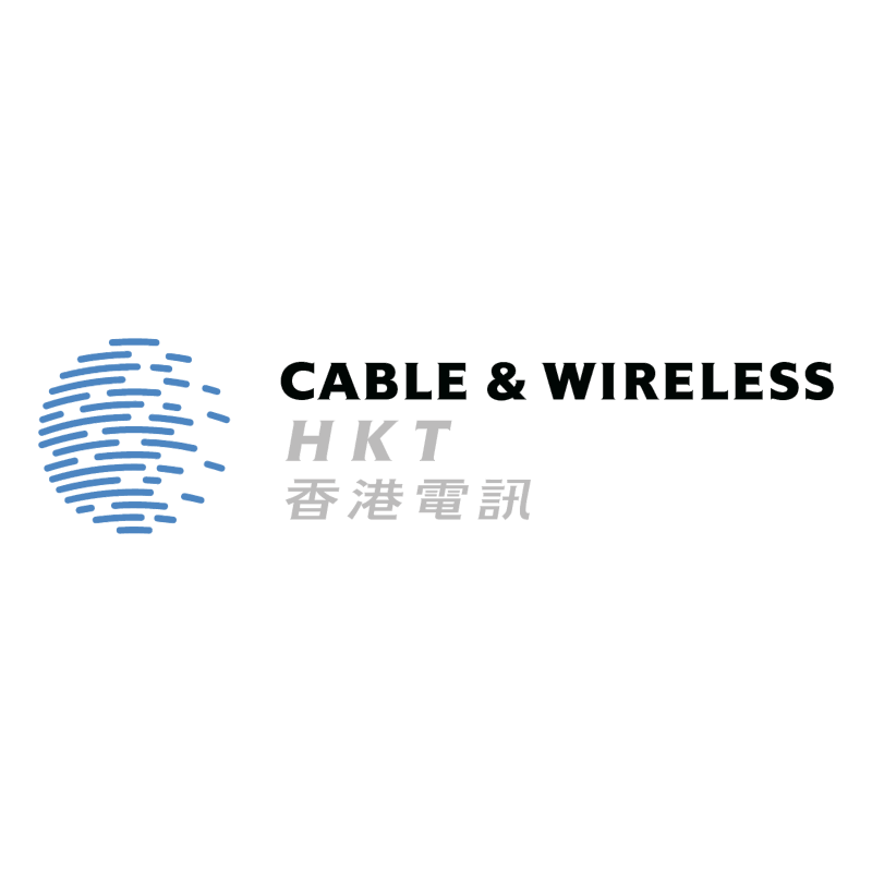 Cable & Wireless HKT vector logo