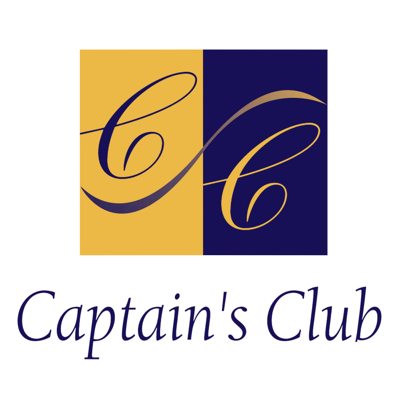 Captain's Club vector logo