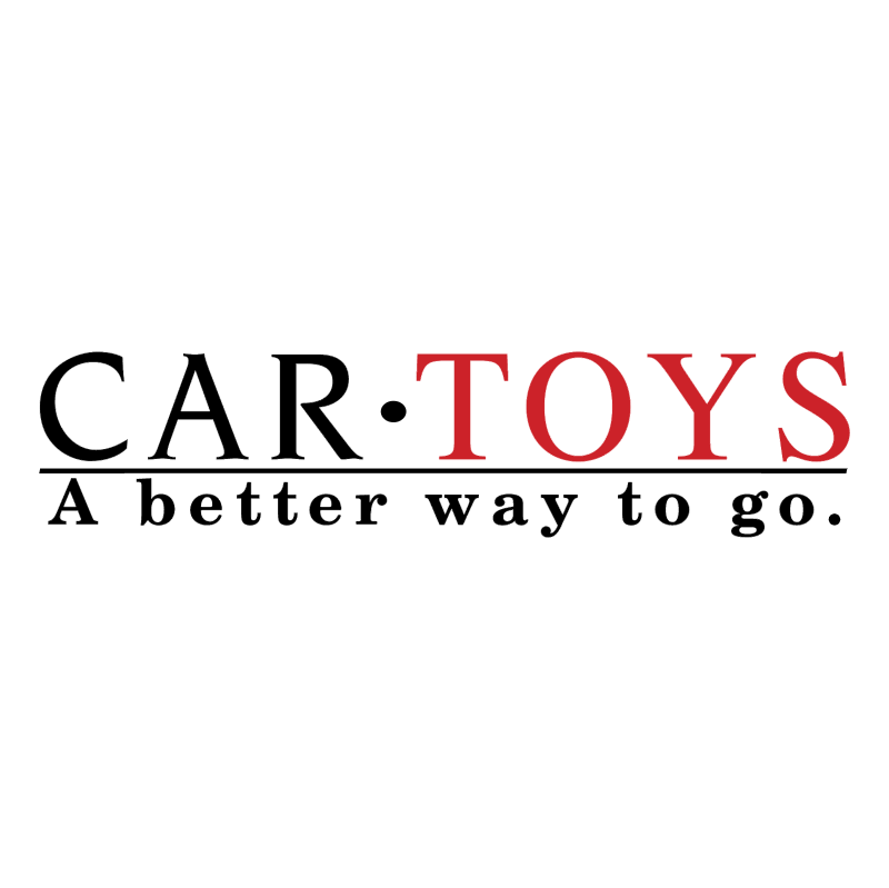 Car Toys vector logo
