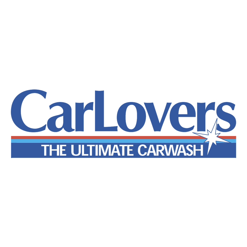 CarLovers vector logo