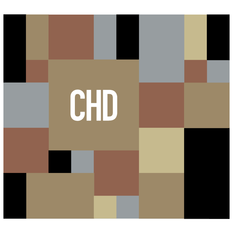 CHD vector logo