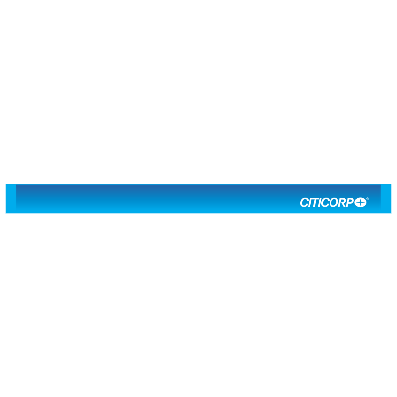 Citicorp logo