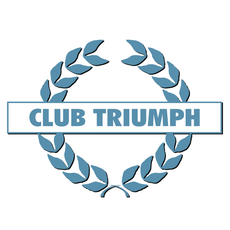 Club Triumph vector