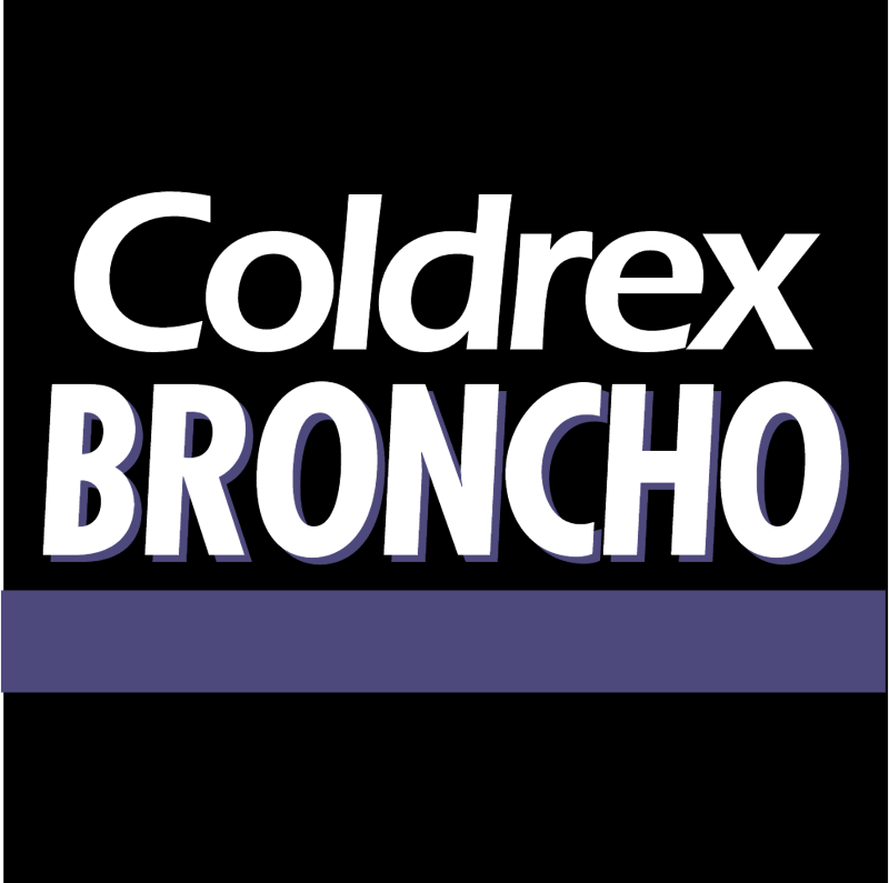 Coldrex Broncho 1240 vector