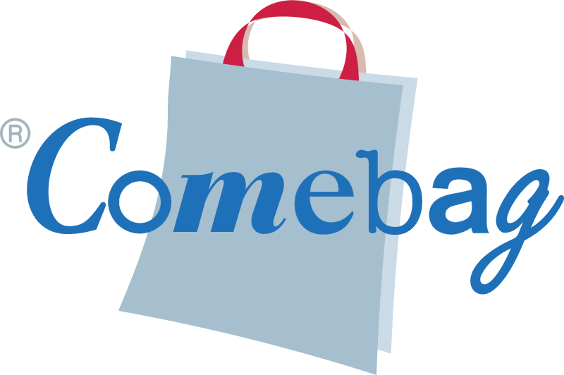 Comebag logo vector