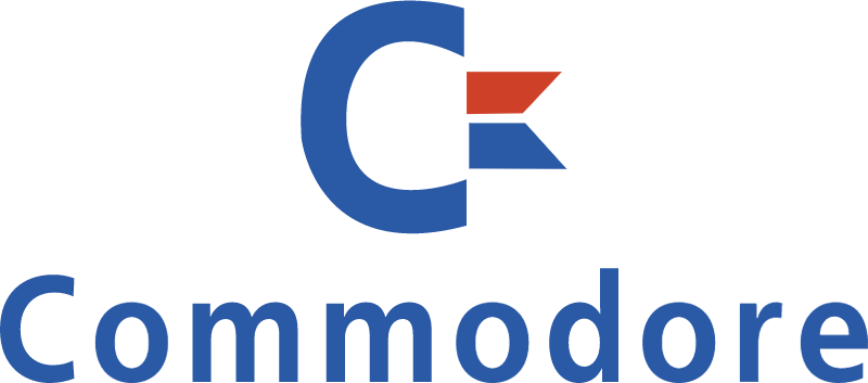 Commodore logo vector