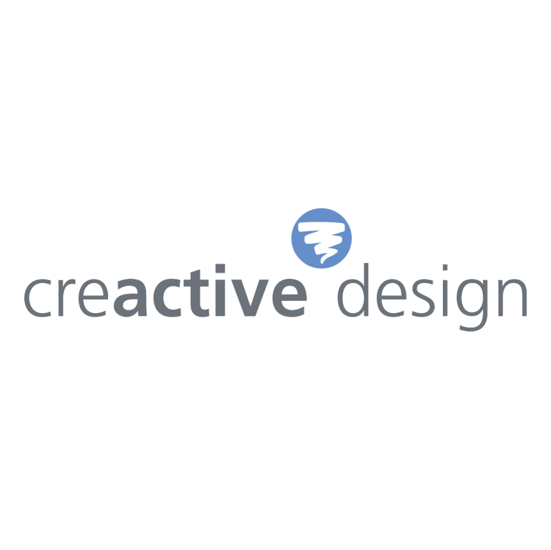 Creactive Design vector logo