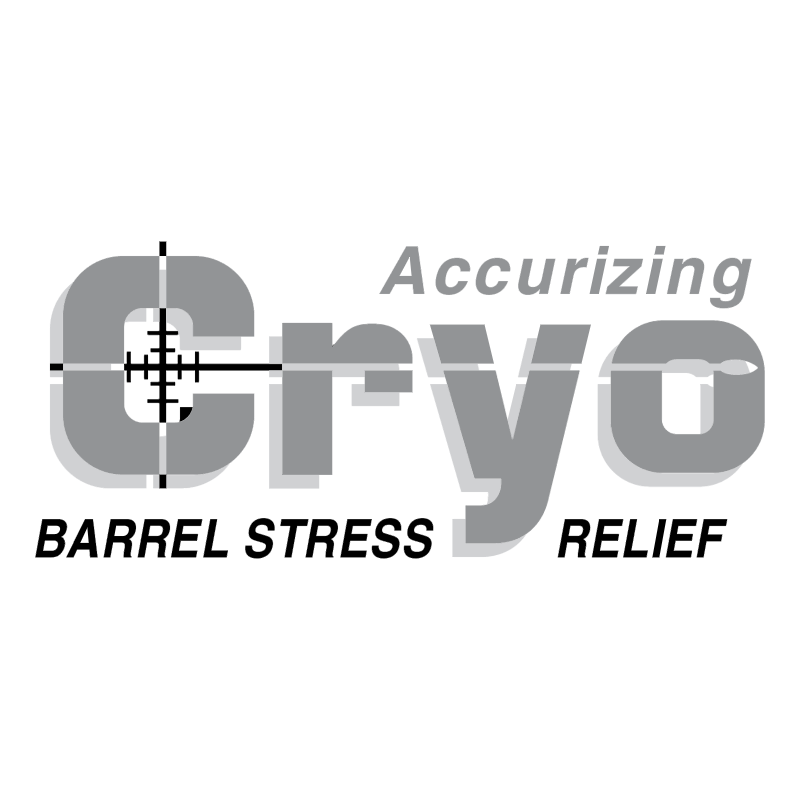 Cryo Accurizing vector logo