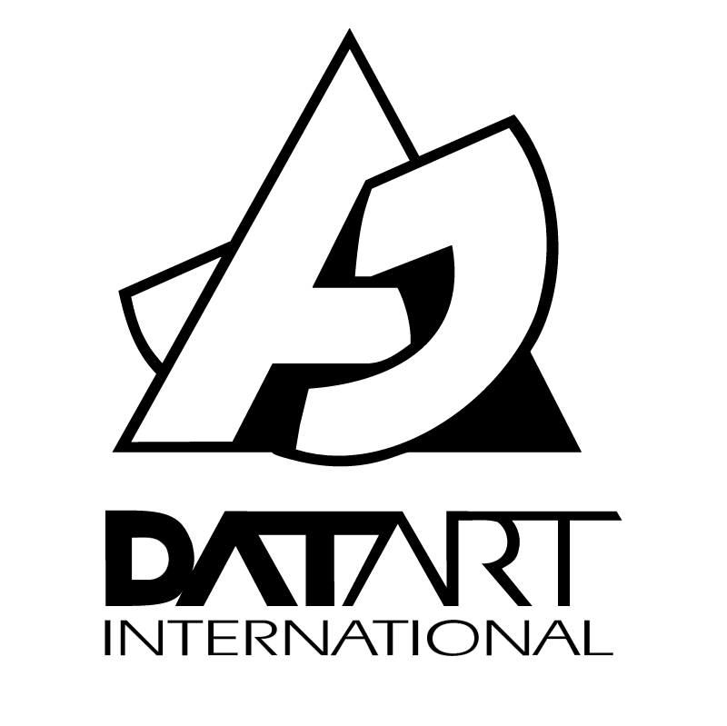 DatArt International vector logo