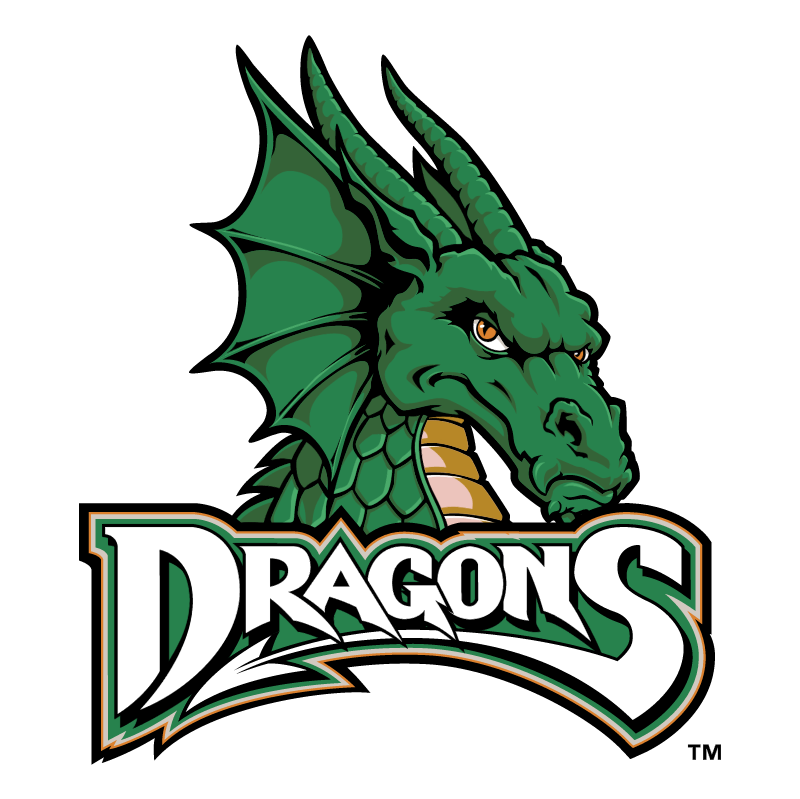 Dayton Dragons vector logo