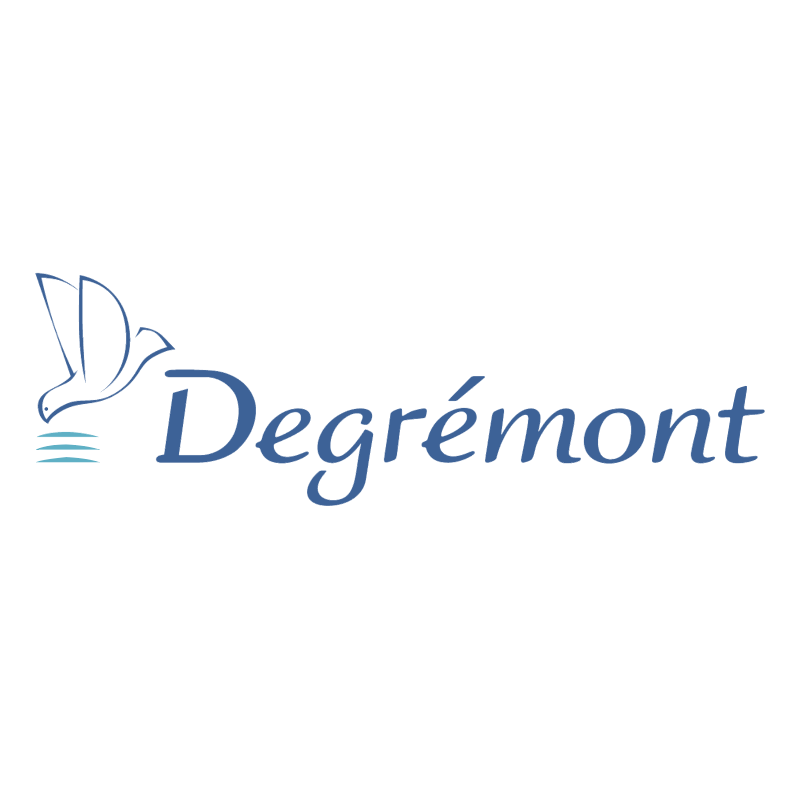 Degremont vector logo