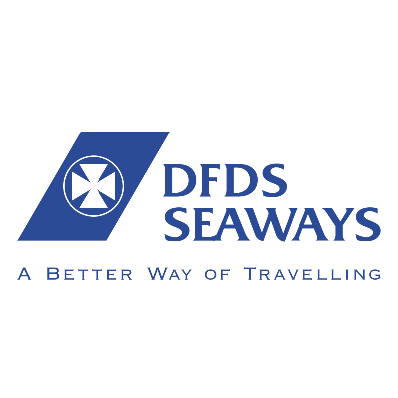 DFDS Seaways vector