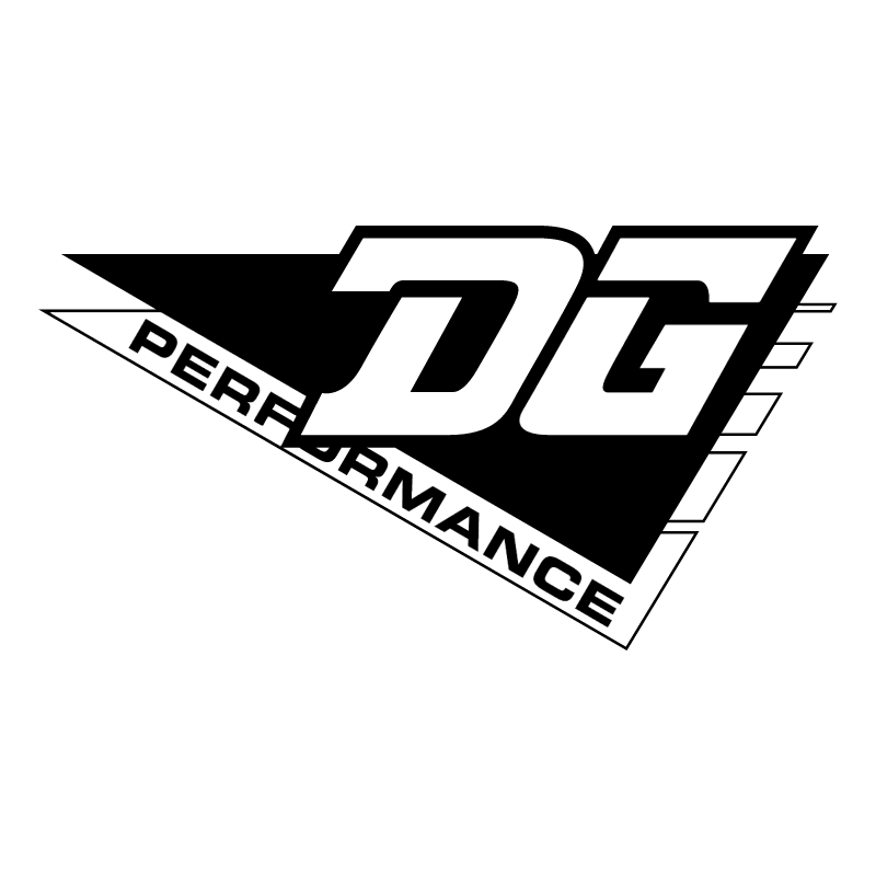 DG Performance vector logo