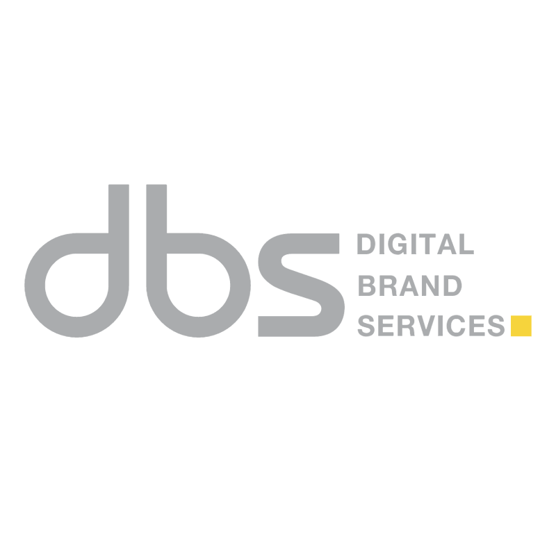 Digital Brand Services vector logo