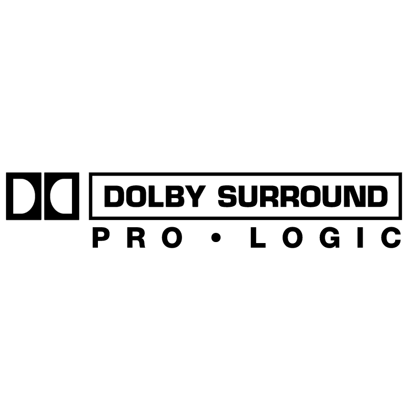 Dolby Surround Pro Logic vector logo