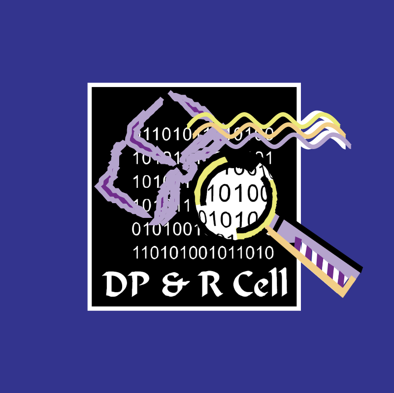 DP & R Cell logo