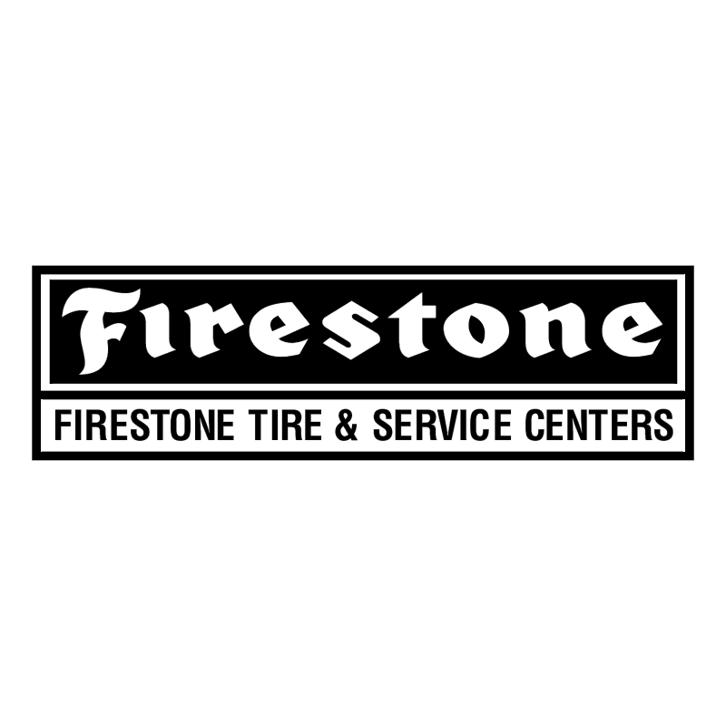 Firestone vector logo