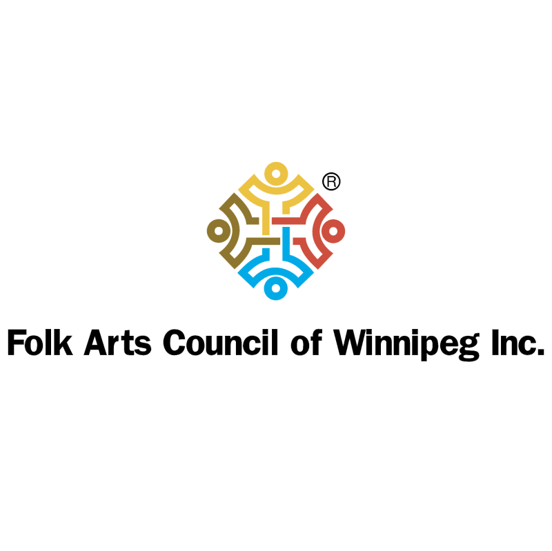 Folk Arts Council of Winnipeg logo