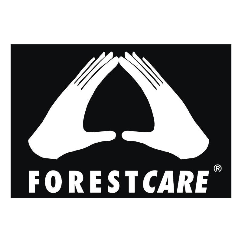 Forest Care vector