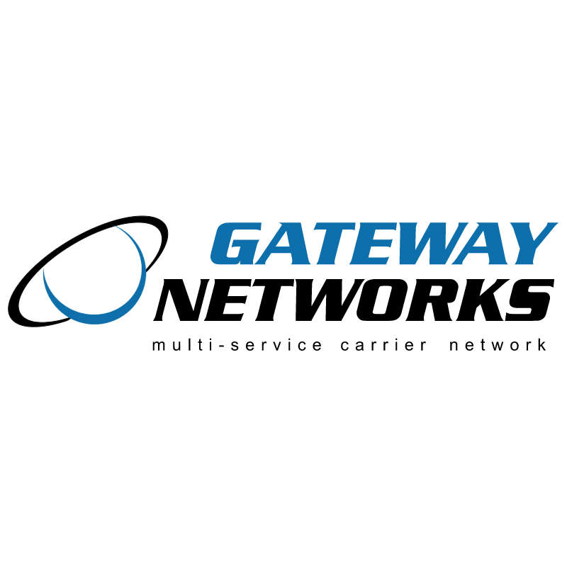 Gateway Networks vector logo