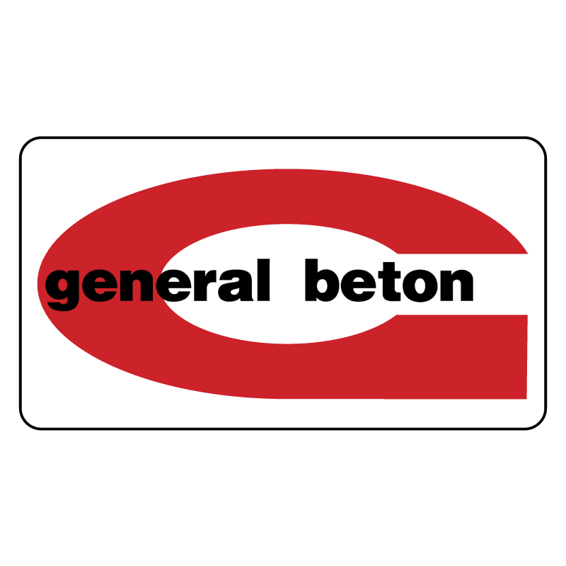 General Beton vector logo