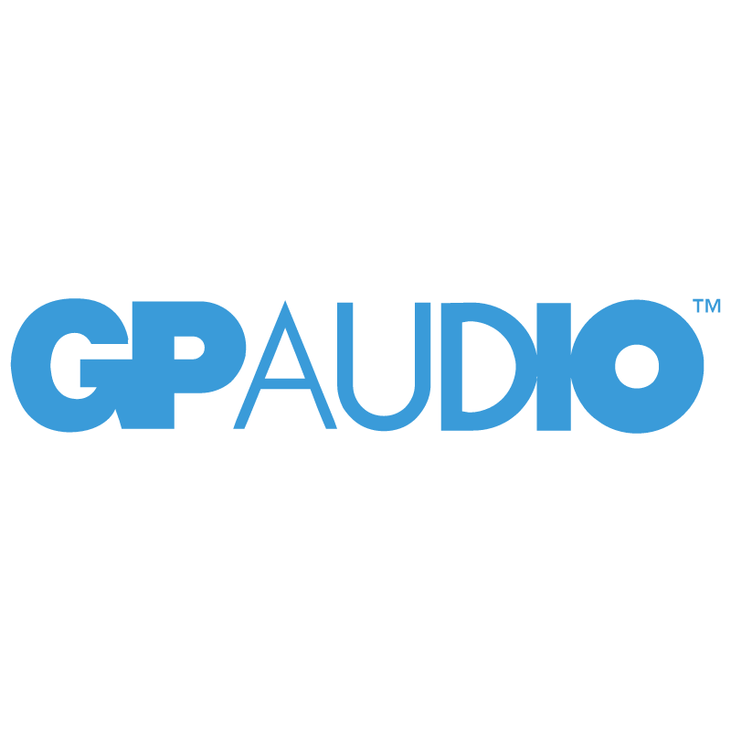 GP Audio logo