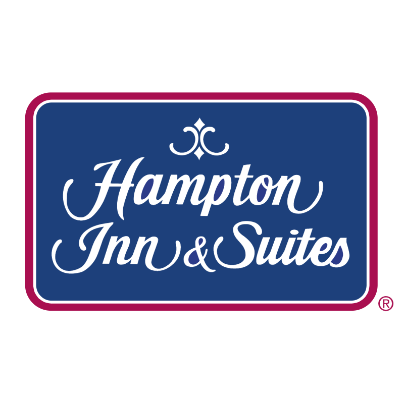 Hampton Inn & Suites vector logo
