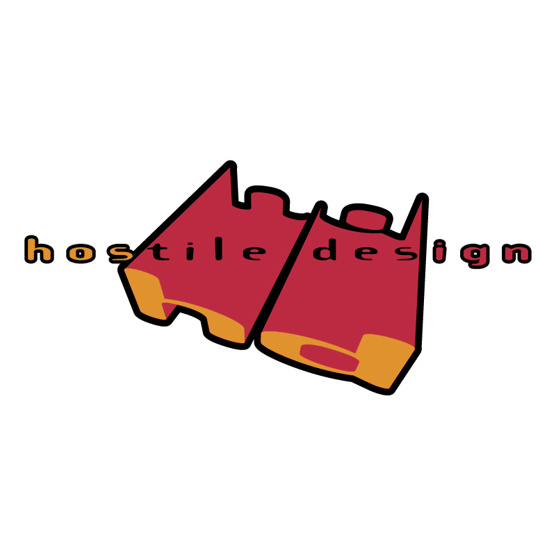 Hostile design vector