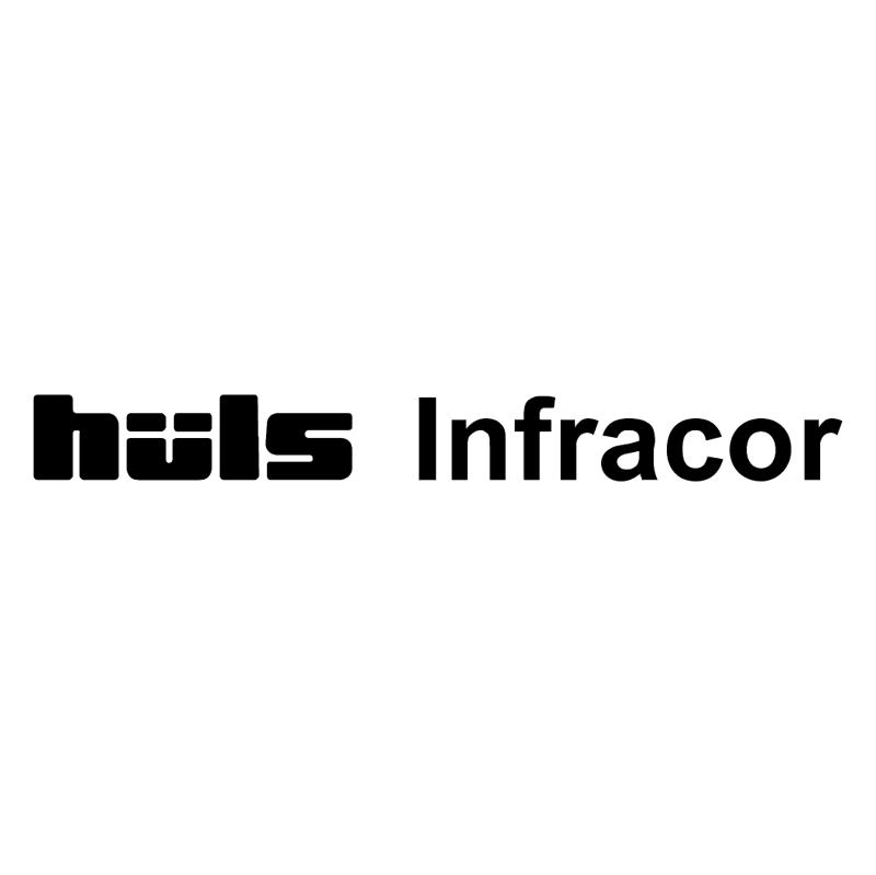 Huls Infracor vector logo