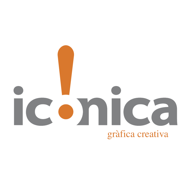 Iconica vector logo