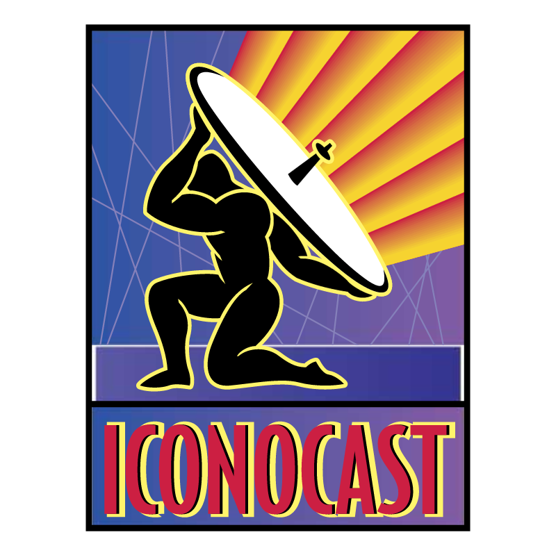 Iconocast vector logo