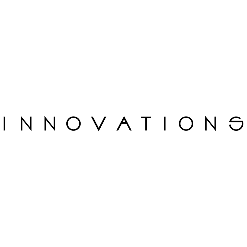 Innovations vector logo