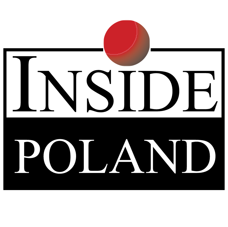 Inside Poland vector