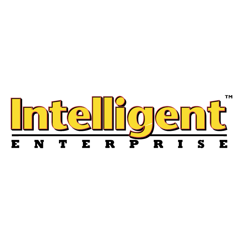 Intelligent Enterprise vector logo