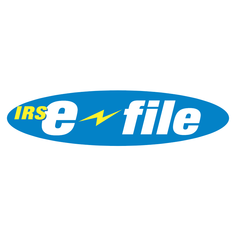 IRS e file vector logo