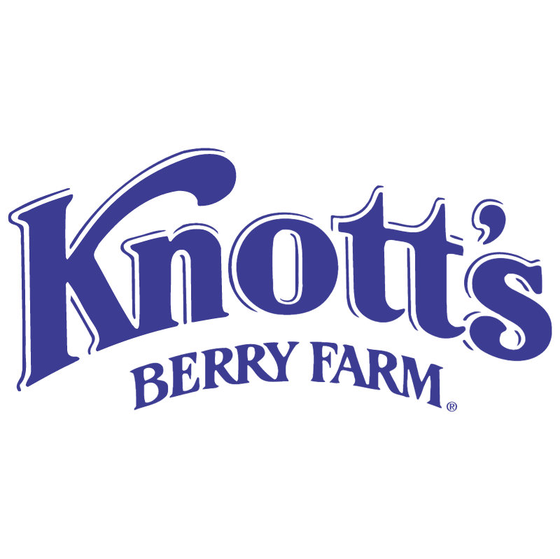 Knott s Berry Farm vector logo